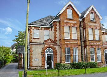 Thumbnail 1 bedroom flat for sale in Balmoral Road, Lower Parkstone, Poole