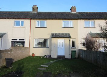 Thumbnail 3 bed terraced house for sale in Kirkland Avenue, Wigton