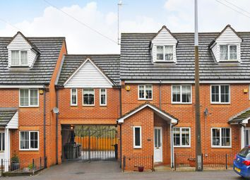 Thumbnail 4 bed town house for sale in Chesterfield Road, Dronfield, Derbyshire