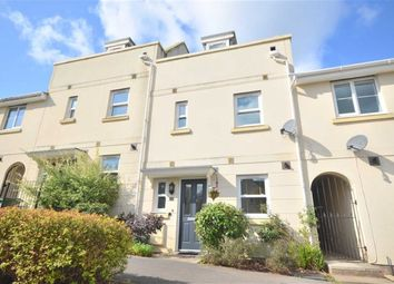 Thumbnail 4 bed town house for sale in Clearwell Gardens, Cheltenham, Gloucestershire