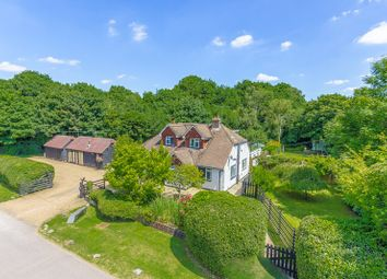 Thumbnail 4 bed detached bungalow for sale in Chelsham Common, Warlingham