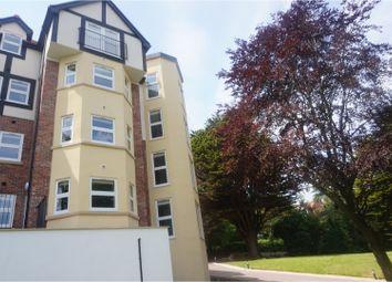 Thumbnail 2 bed flat for sale in 53-55 Oak Drive, Colwyn Bay