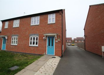 Thumbnail 3 bed semi-detached house for sale in Bridgewater Road, Burton-On-Trent
