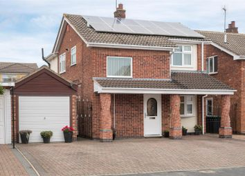 Thumbnail 3 bed detached house for sale in Cunnery Close, Barlestone, Nuneaton
