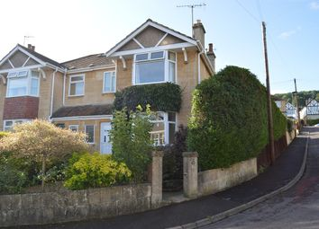 Thumbnail 3 bedroom semi-detached house to rent in Bloomfield Grove, Bath
