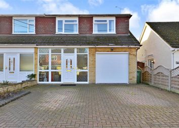 Thumbnail 4 bed semi-detached house for sale in First Avenue, Billericay, Essex
