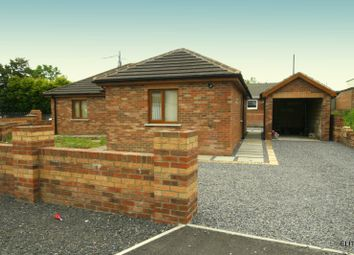Thumbnail 3 bed detached bungalow for sale in Burnhope Court, Burnhope, Durham