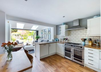 Thumbnail 2 bed terraced house for sale in Hazelbank Road, Chertsey, Surrey