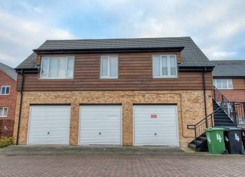 Thumbnail 2 bed flat for sale in Oaklands Grove, Gipton, Leeds
