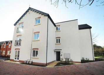 Thumbnail 2 bedroom flat to rent in Glazebrook Meadows, Glazebrook, Warrington