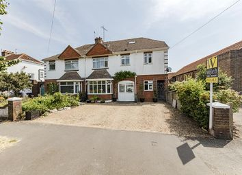 Thumbnail 5 bed semi-detached house for sale in Southwick Street, Southwick, West Sussex