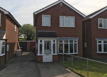 Thumbnail 3 bed semi-detached house for sale in Wallace Close, Cannock