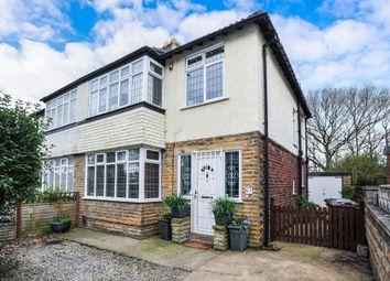 Thumbnail 3 bed semi-detached house for sale in Vesper Road, Kirkstall, Leeds