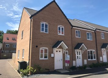 2 bed end terrace house for sale in Avocet Rise, Sprowston, Norwich NR7
