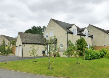 Thumbnail 4 bed detached house for sale in Burleigh View, Bussage, Stroud, Gloucestershire