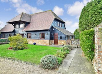 Thumbnail 3 bed barn conversion for sale in Old House Lane, Hartlip, Sittingbourne, Kent