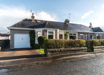 Thumbnail 4 bed semi-detached bungalow for sale in Golf Course Road, Bonnyrigg, Midlothian