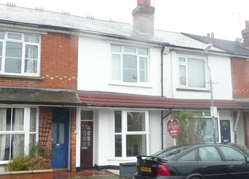 Thumbnail 2 bed terraced house to rent in Elm Grove Road, Farnborough, Hampshire