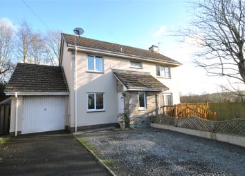 Thumbnail 4 bed detached house for sale in Oak Tree Drive, Barnstaple