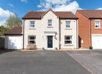 Thumbnail 3 bed detached house for sale in Neville Close, Gainford, Darlington