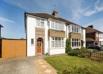 Thumbnail 3 bedroom semi-detached house to rent in Limes Avenue, Aylesbury