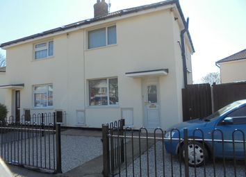 Thumbnail 2 bedroom semi-detached house to rent in Bilton Grove, Hull