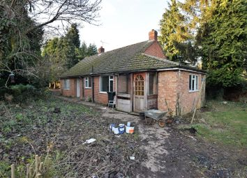 Thumbnail 2 bed detached bungalow for sale in Mount Pleasant, Uppingham Road, Oakham