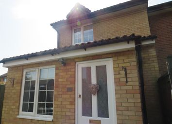 Thumbnail 1 bed end terrace house for sale in Harness Way, St.Albans