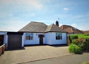 Thumbnail 2 bed detached bungalow for sale in Sports Road, Glenfield, Leicester