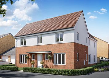 """Thumbnail 4 bed detached house for sale in """"The Waysdale - Plot 246"""" at Lancaster Avenue, Maldon"""