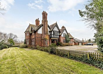 Thumbnail 6 bed detached house for sale in Stanthorne, Middlewich, Cheshire