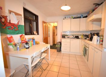 Thumbnail 5 bed property to rent in Thesiger Street, Cathays, Cardiff
