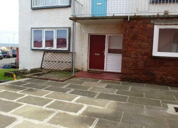 Thumbnail 4 bed flat to rent in Harbour Court, Dunbar, East Lothian