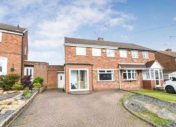 Thumbnail 3 bed semi-detached house for sale in Howley Grange Road, Halesowen, Birmingham, West Midlands