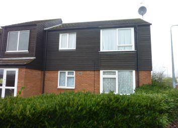 Thumbnail 1 bed flat to rent in Mallard Road, Stevenage