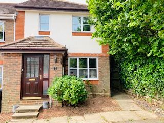 Thumbnail 3 bedroom end terrace house to rent in Swale Close, Stone Cross