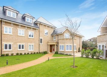 Thumbnail 2 bed flat for sale in Levana Lodge, 53 Calshot Way, Enfield
