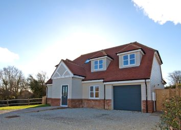 Thumbnail 4 bed detached house for sale in Lilac Drive, Broad Oak, Brede