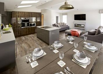 Thumbnail 3 bed detached house for sale in Plot 3, Wenning River Lodges, Lower Bentham, Lancaster