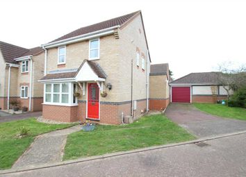 Thumbnail 3 bed detached house for sale in Gostling Place, Grange Farm, Kesgrave, Ipswich