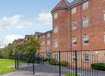 Thumbnail 2 bed flat for sale in Holmes Court, Birkenhead, Merseyside