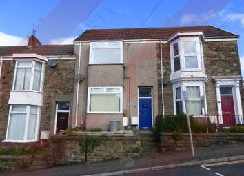 Thumbnail 1 bed flat to rent in Cromwell Street, First Floor Flat, Mount Pleasant, Swansea