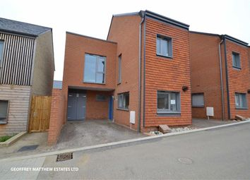 Thumbnail 2 bed end terrace house for sale in Findings Lane, New Hall, Harlow, Essex