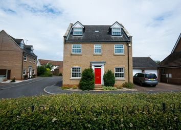 Thumbnail 5 bedroom detached house for sale in The Coppice, Villiers-Sur-Marne Avenue, Bishop's Stortford