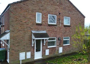 Thumbnail 2 bed maisonette to rent in Dunbar Drive Mansfield, Nottingham