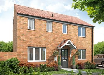 "Thumbnail 3 bed detached house for sale in ""The Clayton"" at Boston Road, Kirton, Boston"