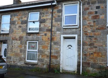 Thumbnail 3 bed terraced house for sale in Edward Street, Tuckingmill, Camborne, Cornwall