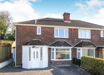 3 bed semi-detached house for sale in Southwell Road, Plymouth PL6