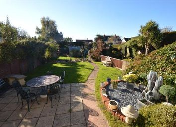 Thumbnail 4 bed semi-detached house for sale in Maristow Avenue, Exmouth, Devon