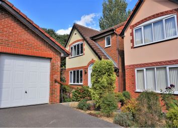 Thumbnail 3 bed detached house for sale in Whiffen Walk, West Malling